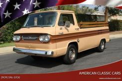 Chevrolet Corvair for sale on Hotrodhotline