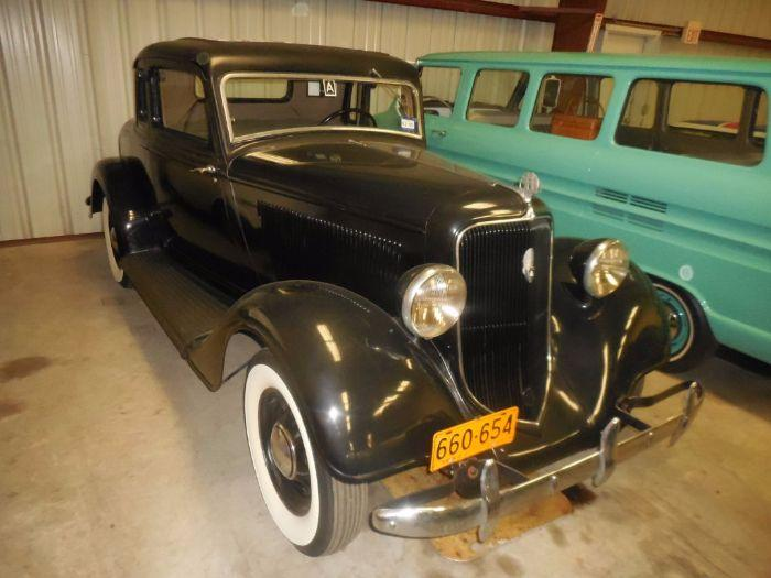 1934 Plymouth Coupe for sale in Call for Location, MI - $43,495