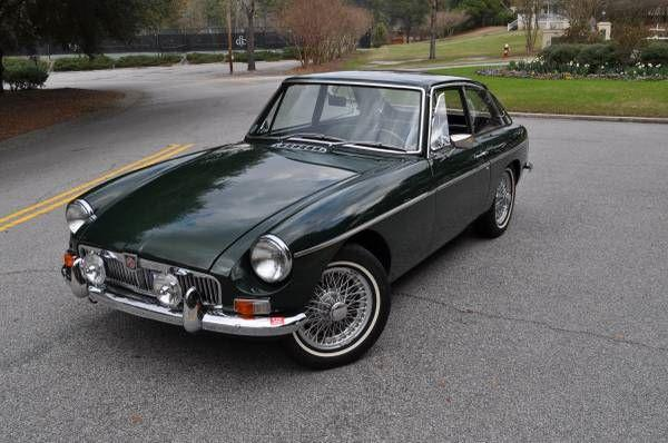 1967 MG MGB for sale in Call for Location, MI - $20,995
