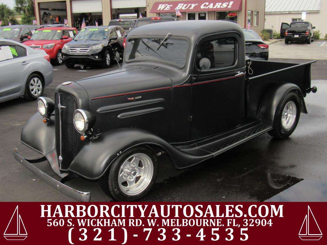1936 Chevrolet Chevy Pickup All-Steel Pickup Restored for sale in  MELBOURNE, FL - $28,995
