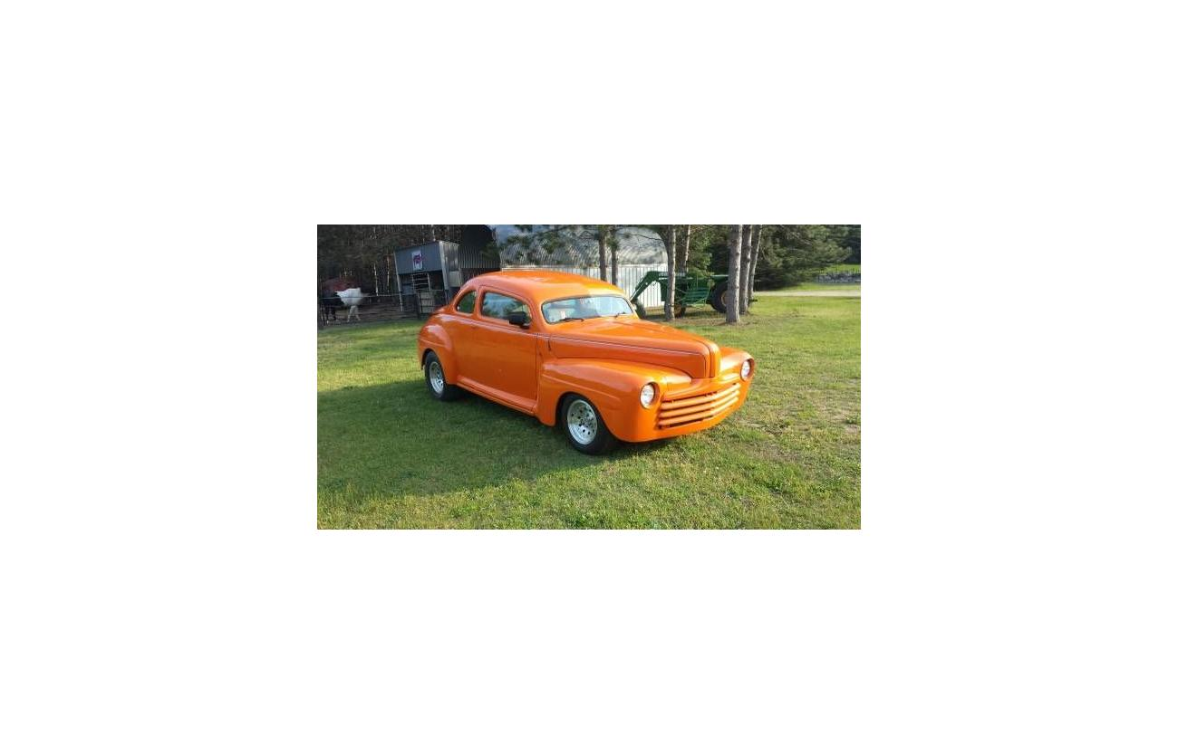 1948 Ford Coupe for sale in Cadillac, MI - $17,995