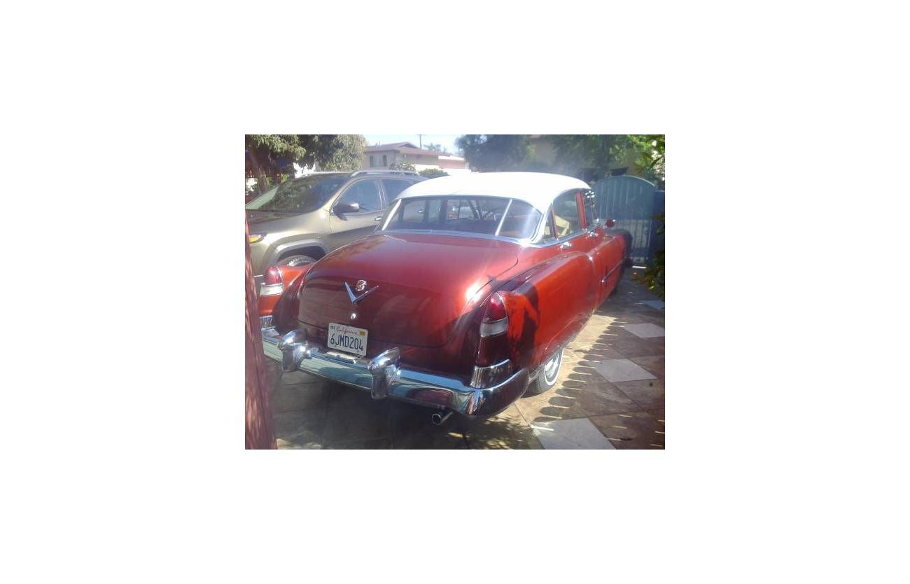 1951 Cadillac Series 62 Coupe For Sale Hotrodhotline Image Description