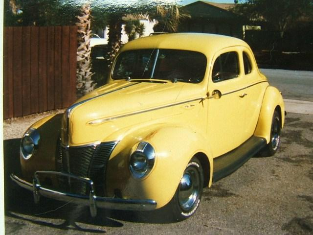 1940 Ford Coupe Coupe Deluxe For Sale Hotrodhotline