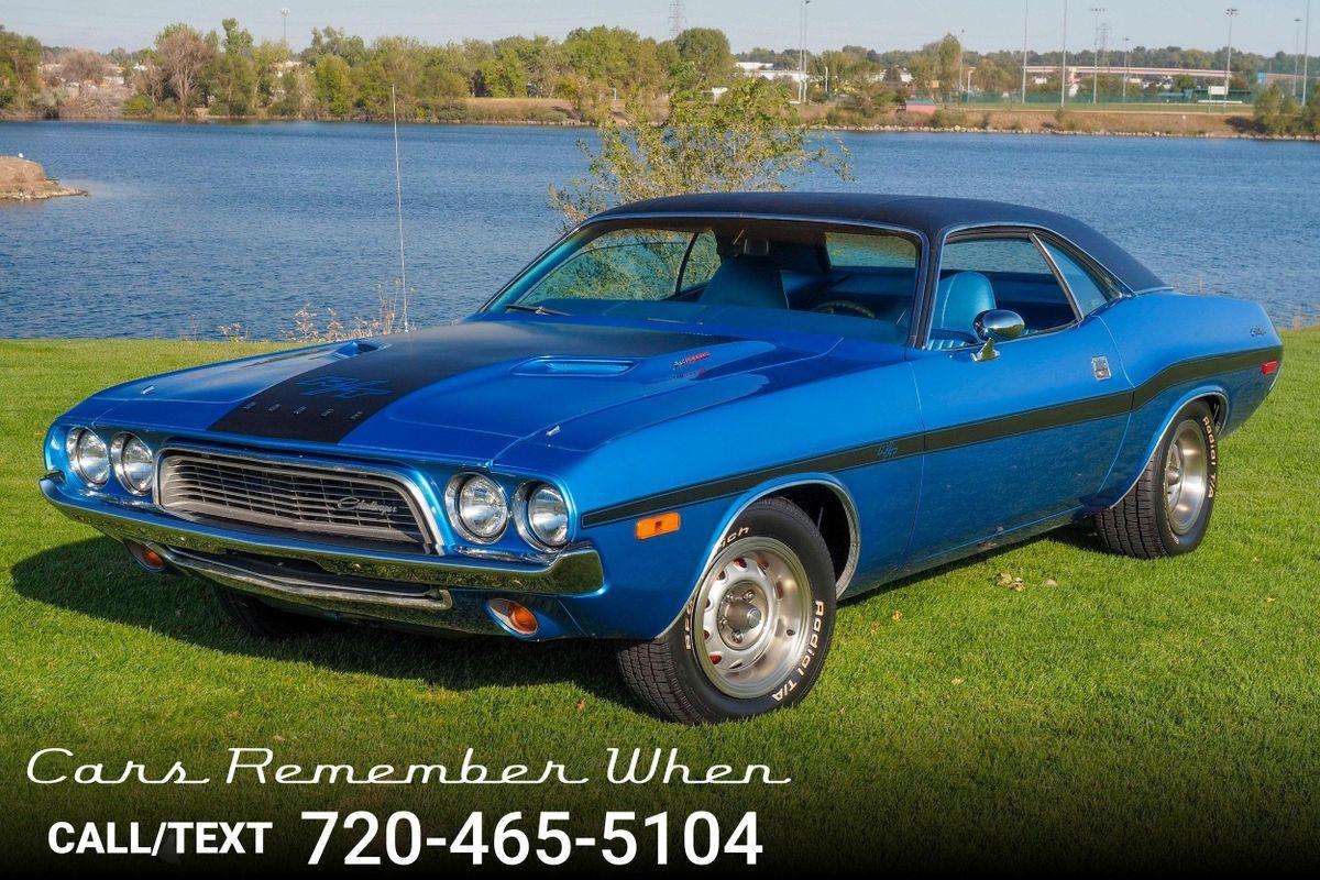 1972 Dodge Challenger >> 1972 Dodge Challenger For Sale In Englewood Co 35 900