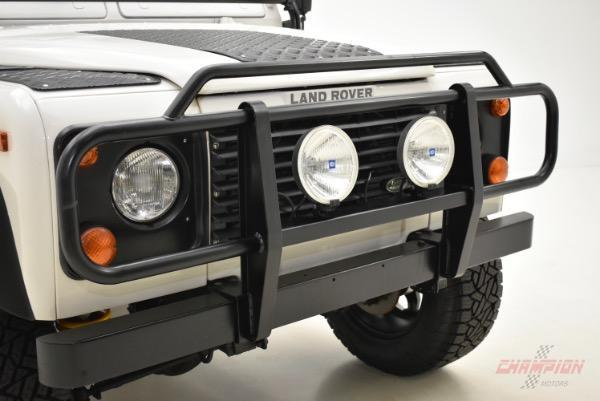 1995 Land Rover Defender For Sale Hotrodhotline