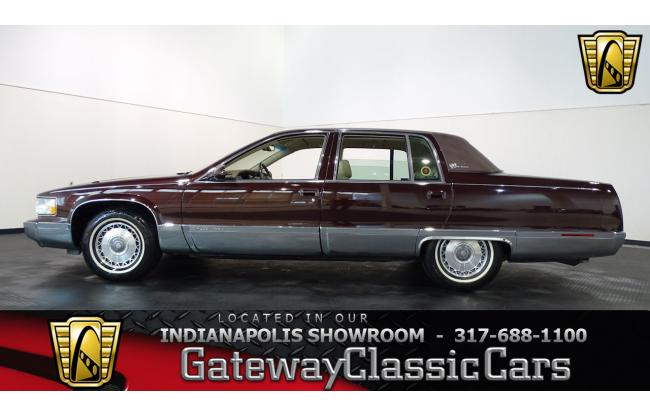 Cadillac Fleetwood For Sale >> 1996 Cadillac Fleetwood For Sale In Ofallon Il 34 995