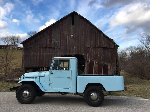 1964 Toyota Land Cruiser for sale in Call for Location, MI - $43,495