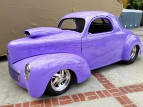 Willys for sale on Hotrodhotline