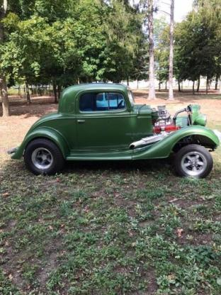 1935 Chevrolet Coupe for sale in Call for Location, MI - $33,900