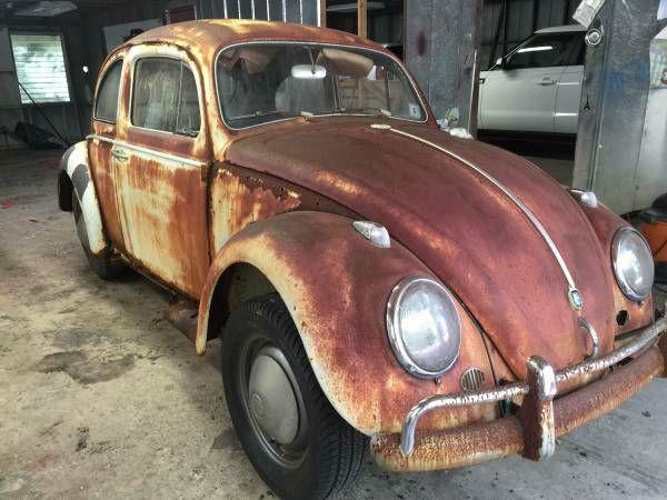1960 Volkswagen Beetle For Sale In Call For Location Mi 4 995