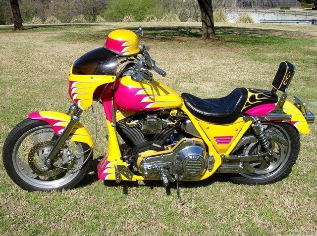 1990 Harley Davidson FXR for sale in ARLINGTON, TX - $7,950