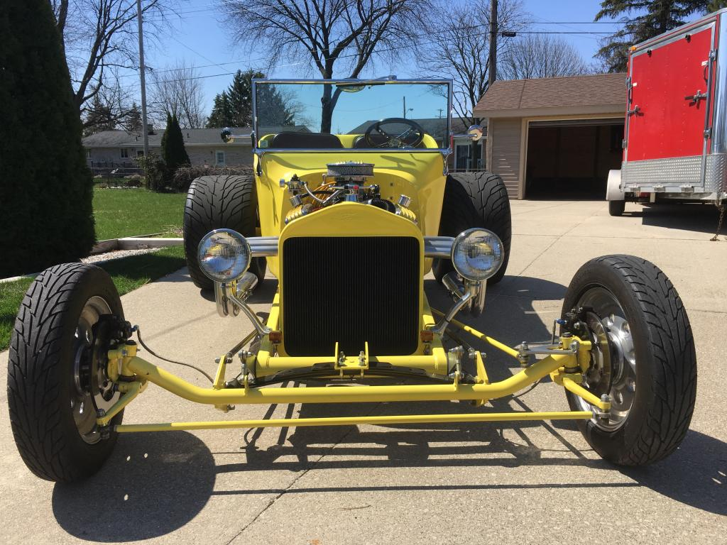 1923 Ford T-Bucket Convertible Roadster Speedster for sale ...