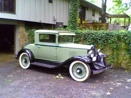 CHEVROLET 1929 Car Owner/'s Manual 29 Chevy