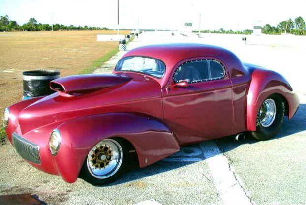 1941 Willys Coupe For Sale Hotrodhotline