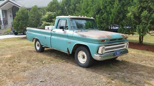 1966 Chevrolet C20 Pickup For Sale In Call For Location Mi 11 995