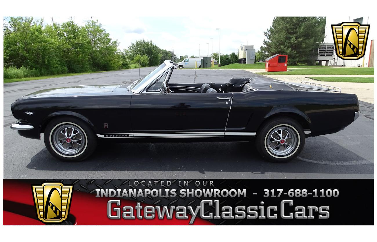 65 Mustang For Sale >> 1965 Ford Mustang For Sale Hotrodhotline
