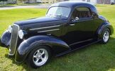 1935 Chevrolet 3 Window