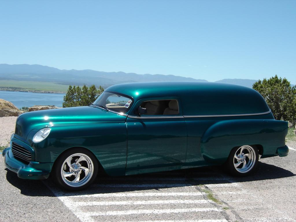 1954 Chevrolet Sedan Delivery All-Steel for sale ...