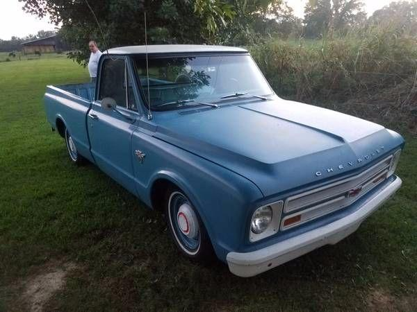 1967 Chevrolet C10 Pickup For Sale In Call For Location Mi 17 295