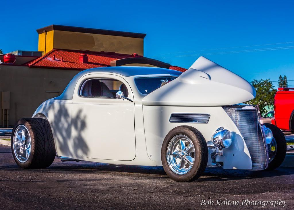 1937 Ford Coupe Chopped Coupe V8 for sale | Hotrodhotline