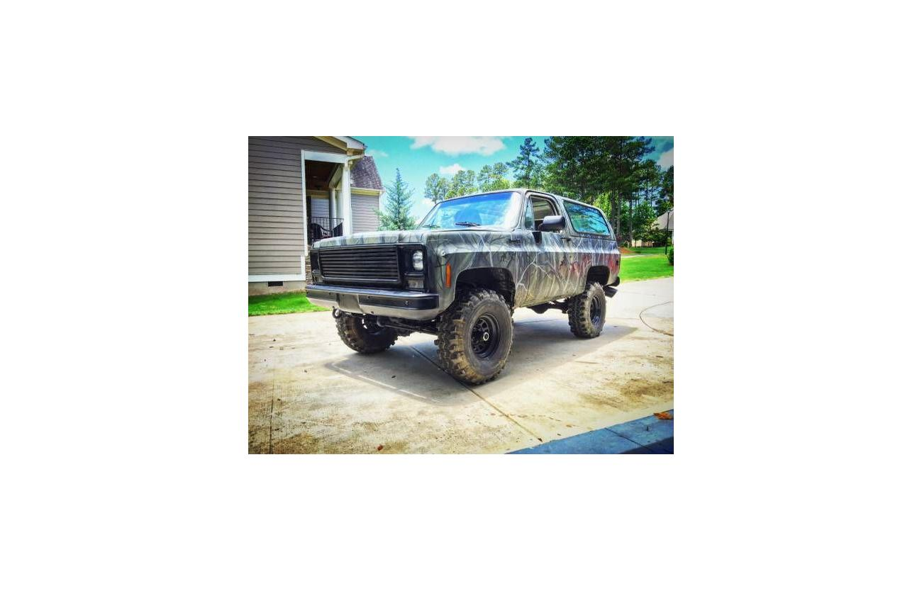 1979 GMC Jimmy for sale in Cadillac, MI - $5,695