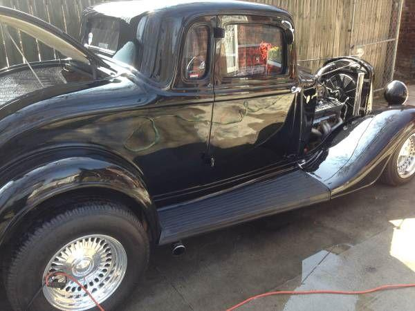 1934 Plymouth Coupe for sale in Call for Location, MI - $32,995