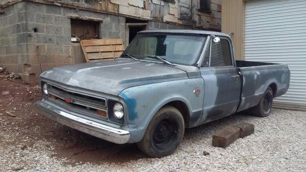 1967 Chevrolet C10 Pickup For Sale In Call For Location Mi 5 495