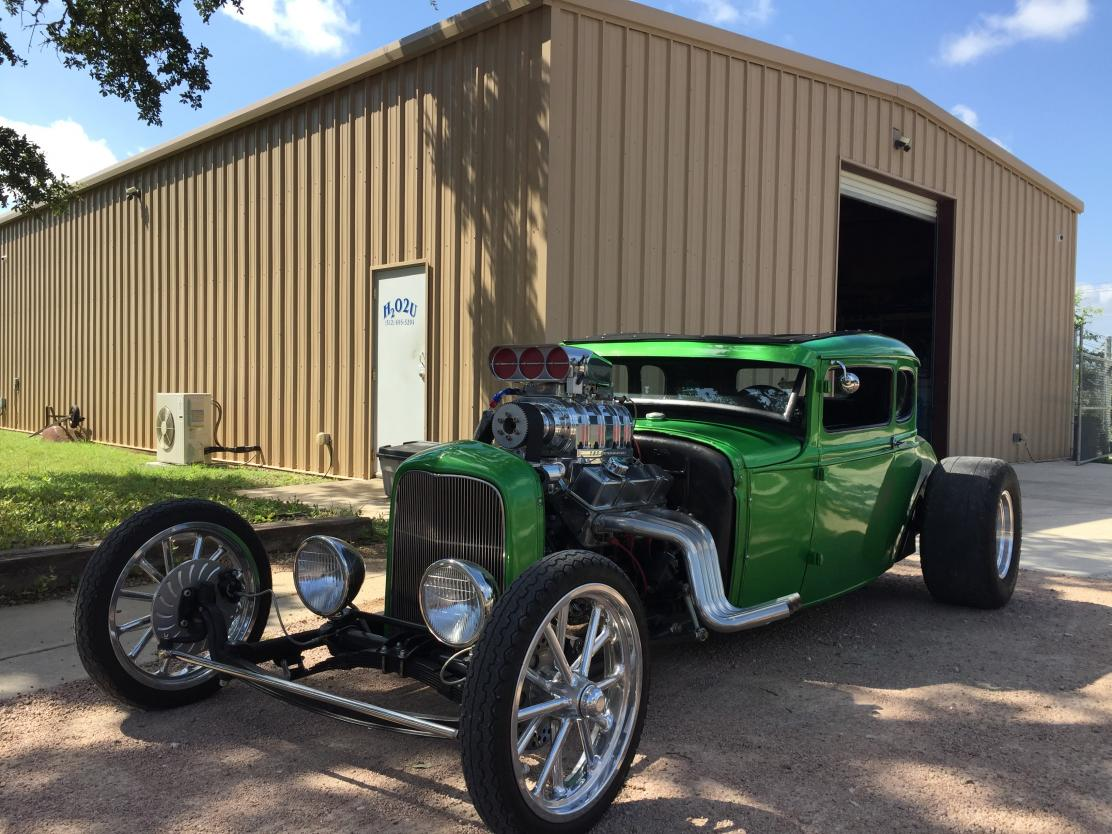 1930 Ford 5 Window All Steel Chopped Coupe For Sale In Austin Tx 35000