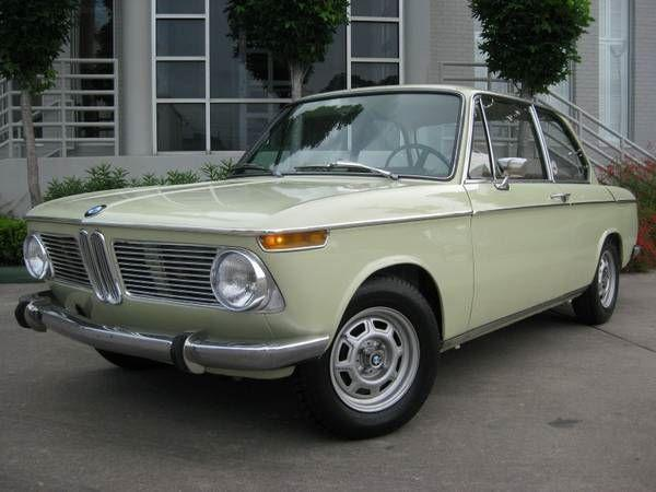 BMW 2002 For Sale >> 1969 Bmw 2002 For Sale In Call For Location Mi 37 495