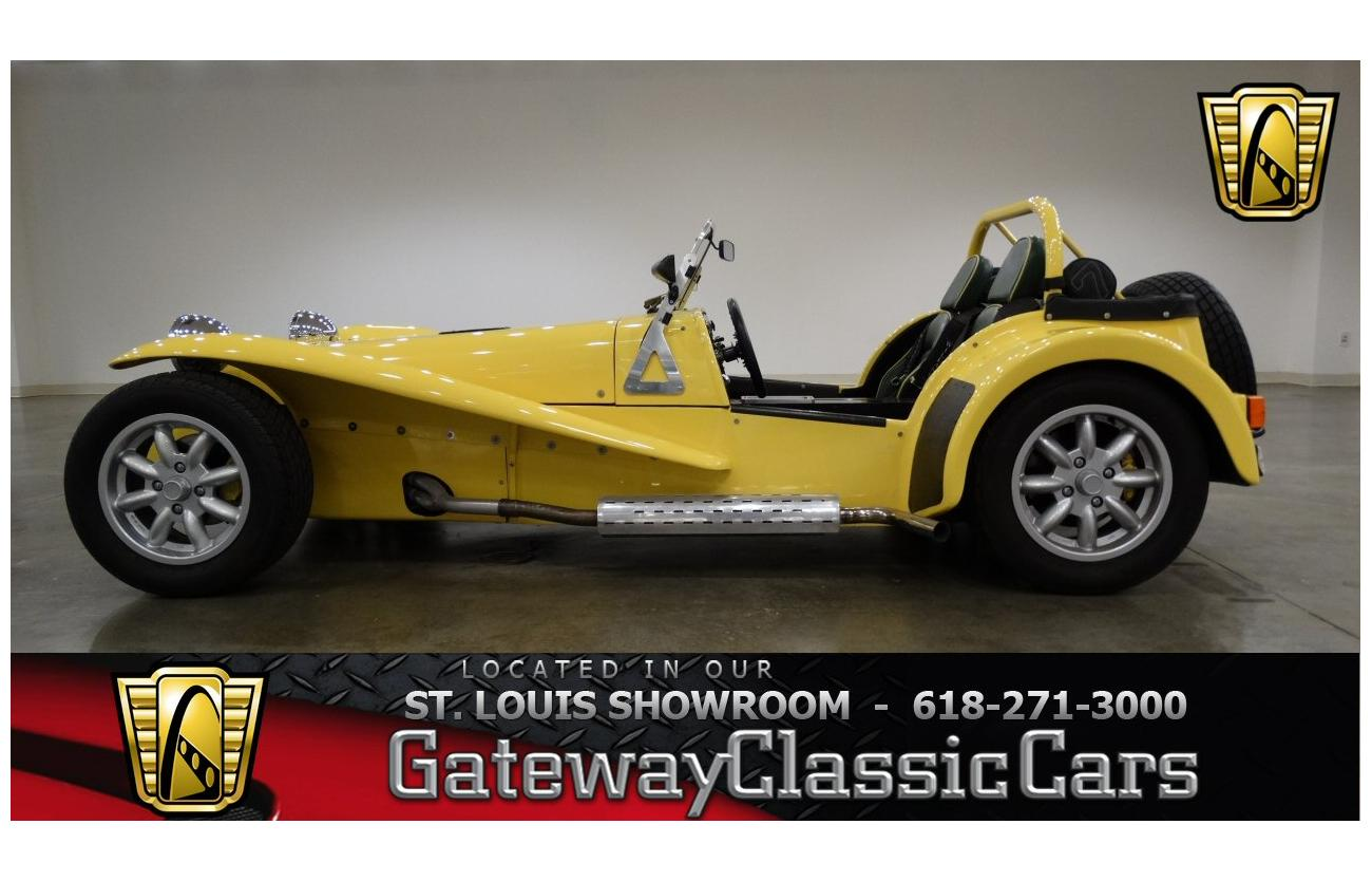 Lotus Super 7 >> 1967 Lotus Super Seven For Sale In Ofallon Il 26 995