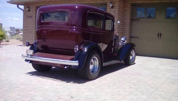 1932 Chevrolet Sedan Delivery For Sale Hotrodhotline