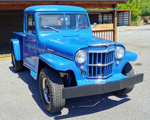 Willys Jeep Truck For Sale >> 1959 Jeep Willys All Steel Pickup Restored For Sale In Elkhart In 21 500