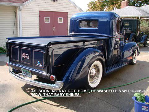 1941 Ford Pickup Restored Truck V8 for sale in Elkhart, IN - $45,990