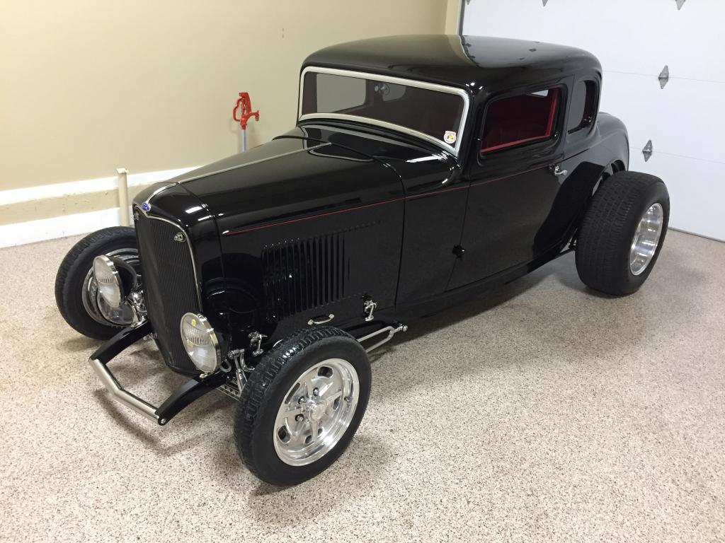 1932 Ford 5 Window for sale | Hotrodhotline