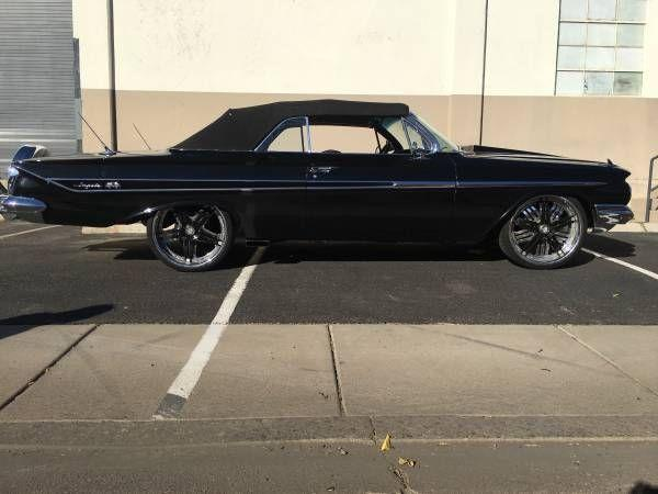 61 Impala For Sale >> 1961 Chevrolet Impala For Sale In Call For Location Mi 99 995