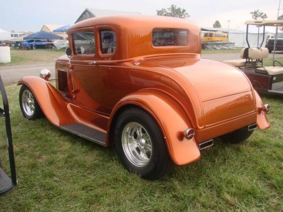 1930 Ford 5 Window All Steel Coupe Original Restored For Sale In Elkhart In 41500