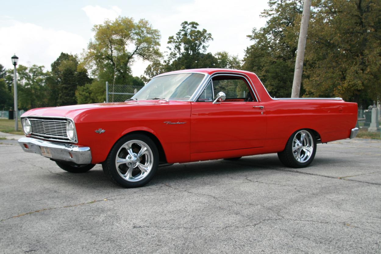 1966 Ford Ranchero All-Steel Pickup Restored Truck Engine Swap for sale in  RIVER FOREST, IL - $19,999