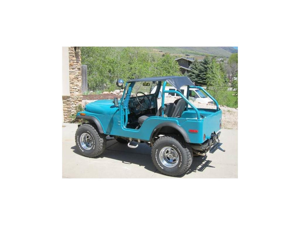 1972 Jeep Cj5 Value