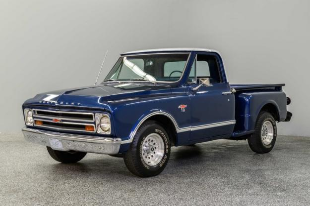 1967 Chevrolet C10 Pickup for sale in Concord, NC - $27,995