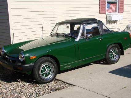 1962 MG MGA All-Steel Original Restored Roadster for sale in ELKHART, IN -  $6,695