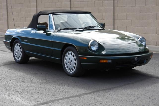 Alfa Romeo Spider For Sale Hotrodhotline - 1993 alfa romeo spider for sale