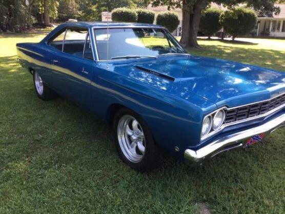 1968 Plymouth Roadrunner for sale in Call for Location, MI - $76,495