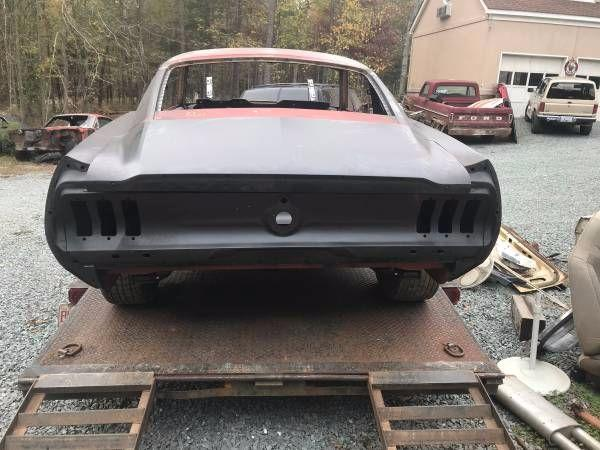 1968 Ford Mustang for sale in Call for Location, MI - $28,495