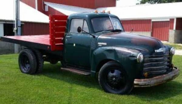 1953 Chevrolet Pickup For Sale In Call For Location Mi 7 695