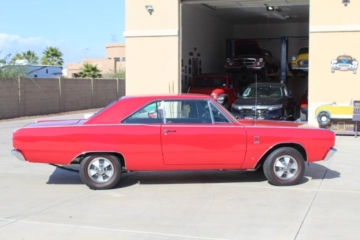 1967 Dodge Dart >> 1967 Dodge Dart All Steel For Sale In Glendale Az 43 000