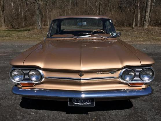 1963 Chevrolet Corvair Coupe for sale in WOLCOTT, NY - $8,900