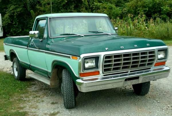 1978 Ford F250 >> 1978 Ford F 250 For Sale In Call For Location Mi 6 495