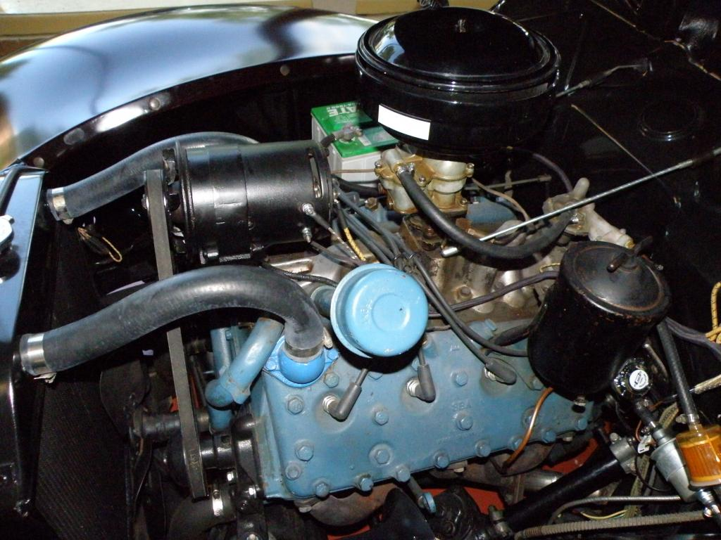 X Rmldwnok on Ford Flathead V8 Engine
