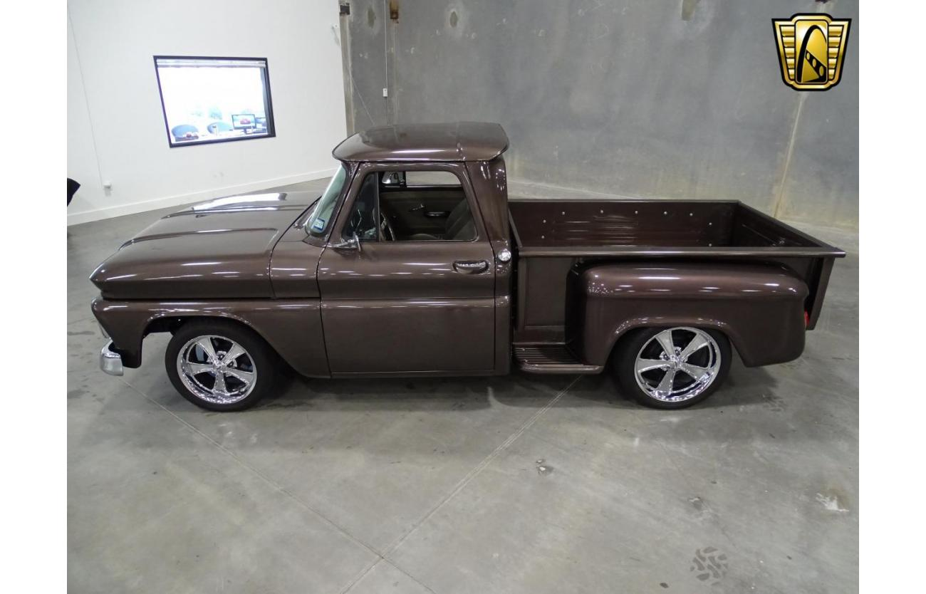 1966 Chevrolet C10 Pickup For Sale Hotrodhotline Pick Up Image Description