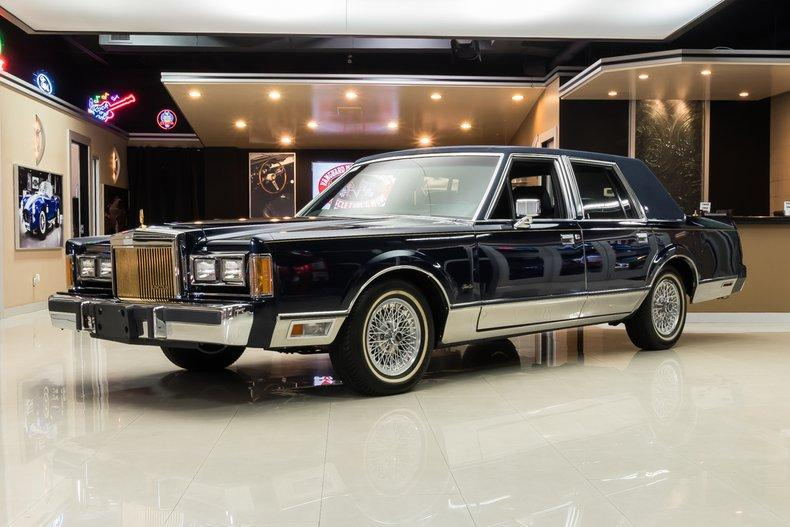 1989 Lincoln Town Car >> 1989 Lincoln Town Car For Sale In Plymouth Mi 24 900